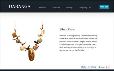 Dabanga website
